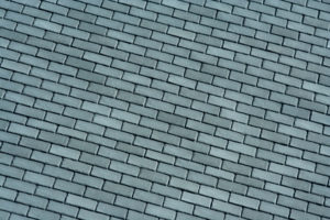 A Slate roof shingles background