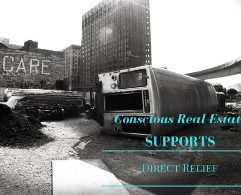 direct relief, denver nonprofit, denver charities, conscious real estate, allison parks, direct relief, conscious real estate agencies