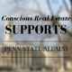 allison parks, conscious real estate, penn state alumni, penn state donation, penn state, penn state university., nittany lion