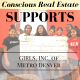 girls inc, girls inc of metro denver, denver nonprofits, denver area nonprofits, nonprofit donations, conscious real estate