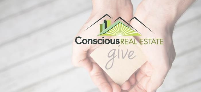 Conscious Real Estate donated almost 9 thousand dollars to local and global nonprofits in 2019 alone